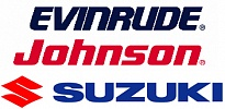 для Suzuki/Johnson/Evenrude